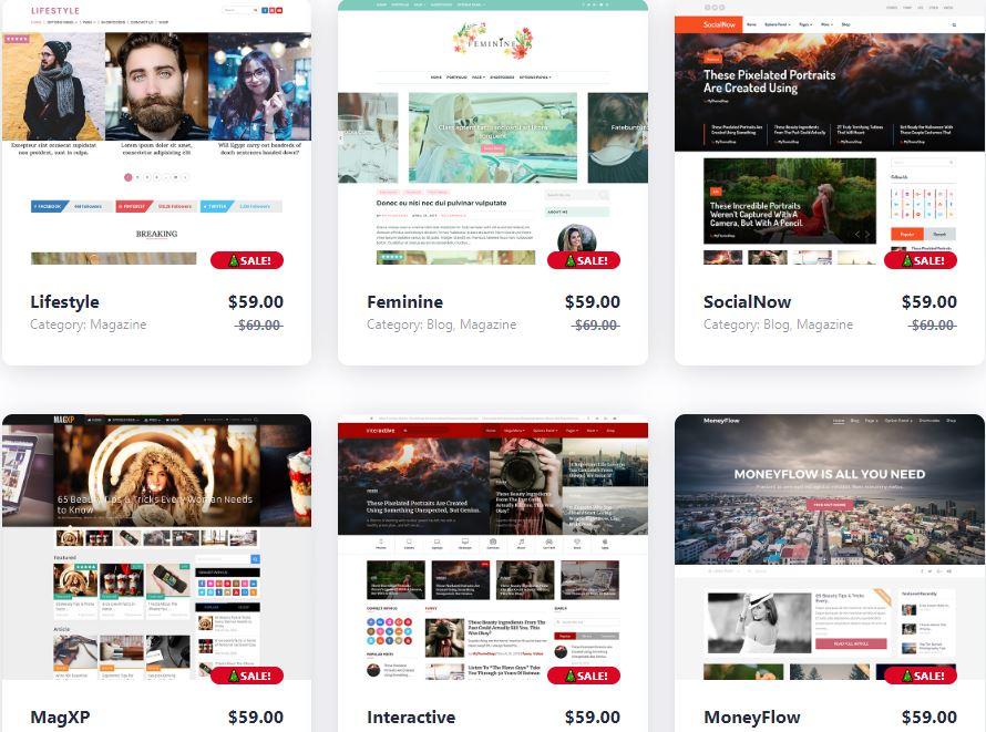 mythemeshop theme chủ đề làm blog cá nhân, tin tức