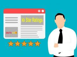 Tạo đánh giá 5 sao trên Google với kk Star Ratings