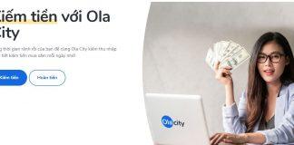 [VẠCH TRẦN] Ola City có lừa đảo hay không? kiếm tiền Free?