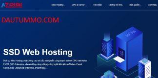 Hướng dẫn đăng ký mua hosting Azdigi đầy đủ chi tiết kèm mã giảm giá độc quyền 10%